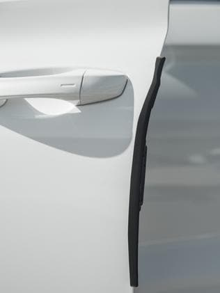 Skoda Kodiaq: Door protector strip