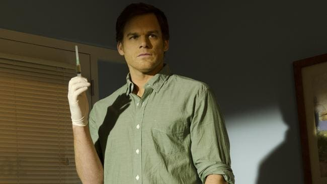 Dexter's series finale saw the antihero disappearing to start a new life. Fans were not impressed. Picture: AP Photo