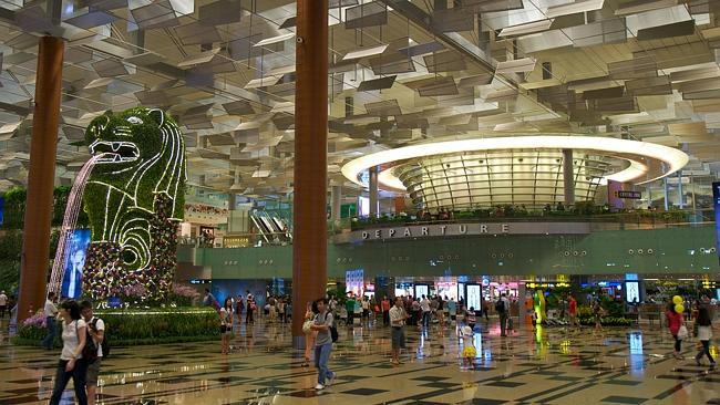Changi Airport. Picture: Kobetsai, Flickr