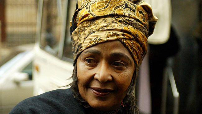 "Winnie Madikizela-Mandela was allegedly linked to ""necklacing"". Photo: Getty"