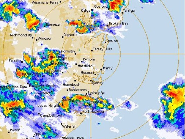 Thunderstorm asthma sufferers in nsw warned to be on alert for Bureau weather