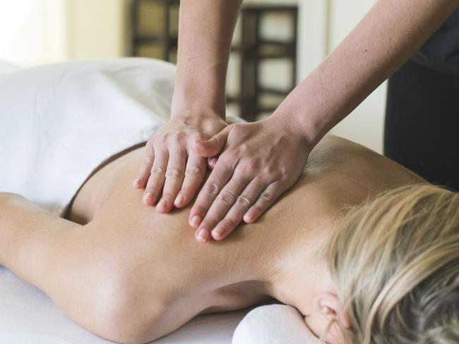 No happy endings on 'Uber of massage'