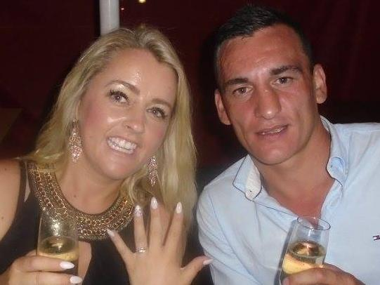 Woman 'stabs fiance to death'