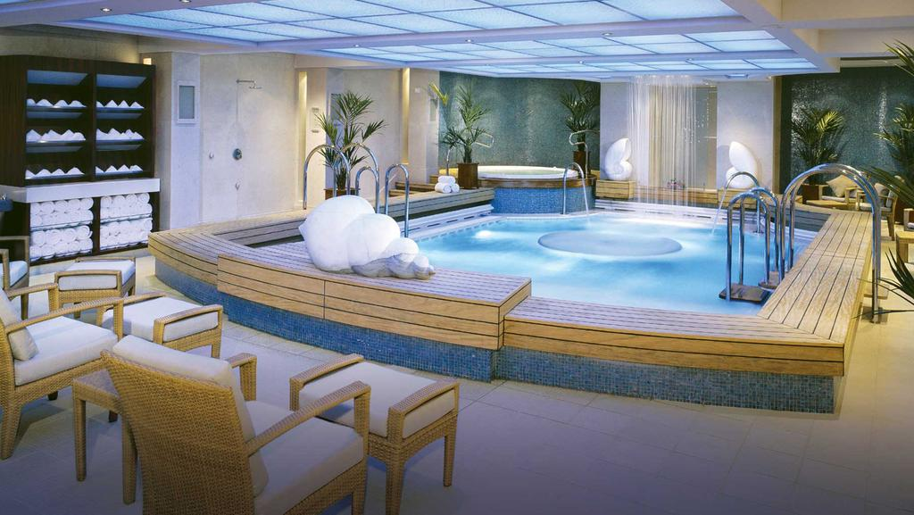 10 Best Spas On Cruise Ships Visiting Australia Escape