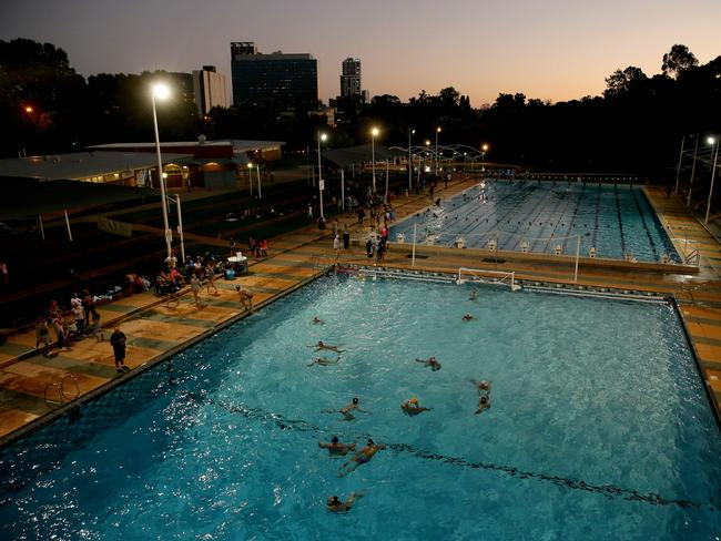 New Parramatta Pool News Local