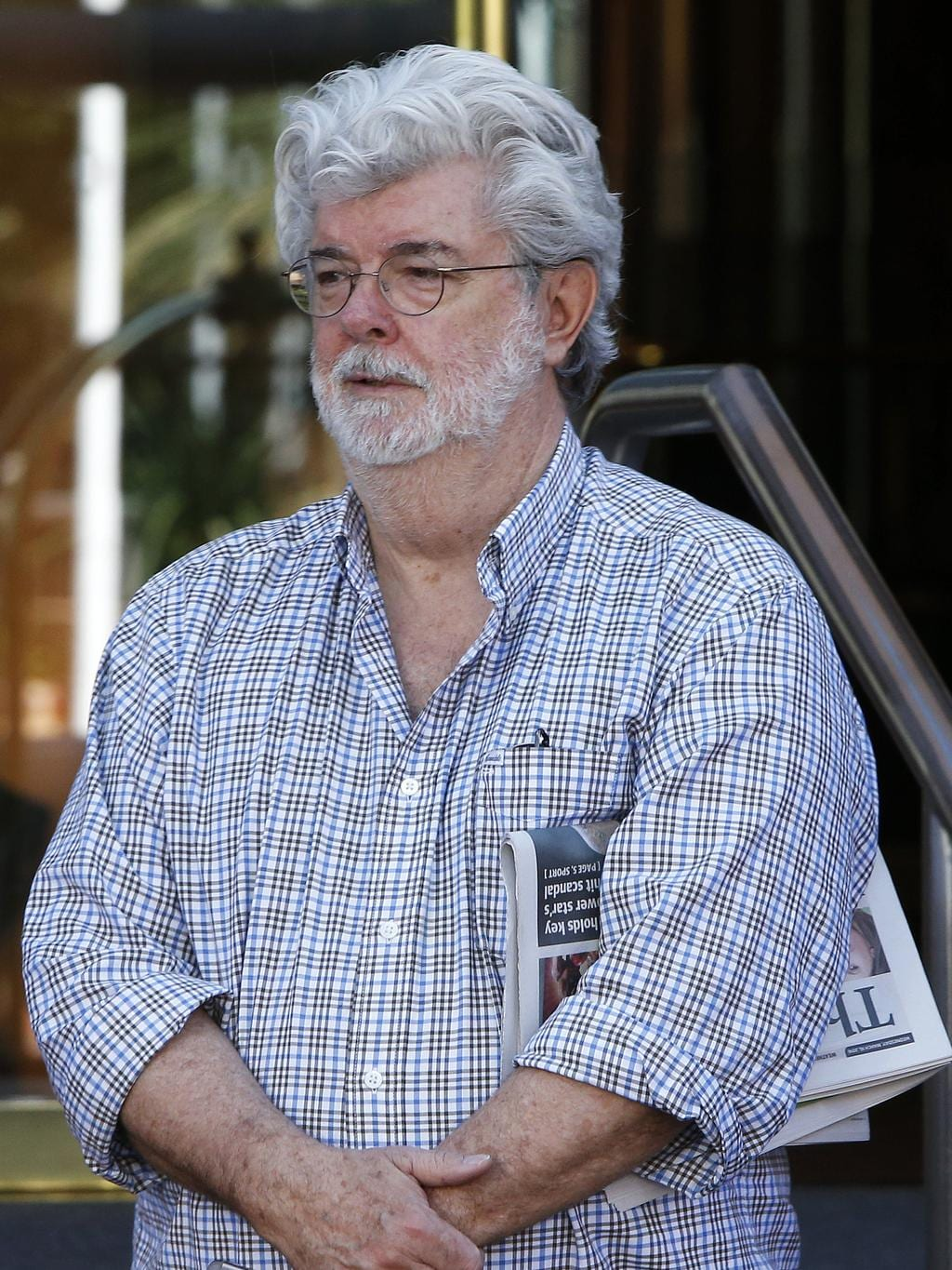 Star Wars creator George Lucas in Adelaide | Adelaide Now