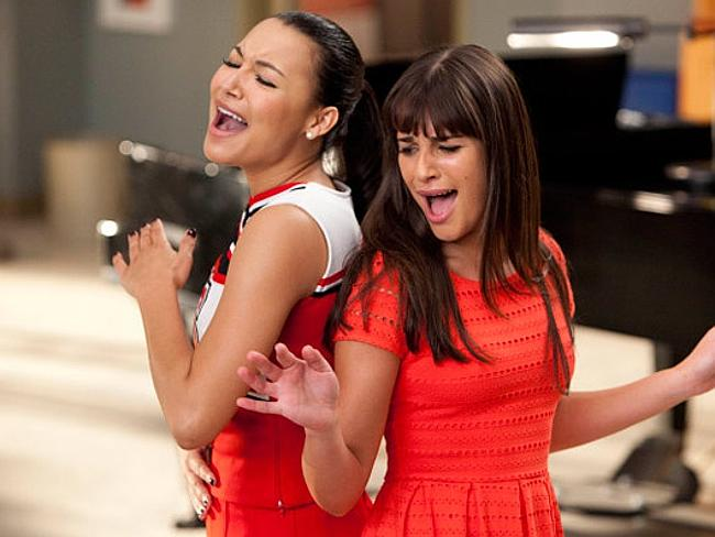 Glee star fired after cat fight with Lea Michele