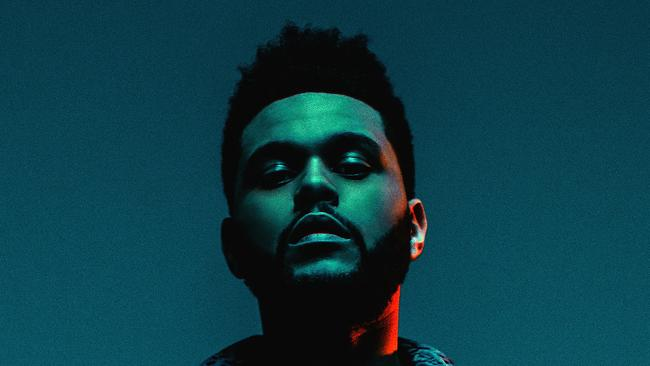 The Weeknd's Starboy (Universal), promoting new album Starboy. 3 and ½ stars sayeth Cameron Adams.
