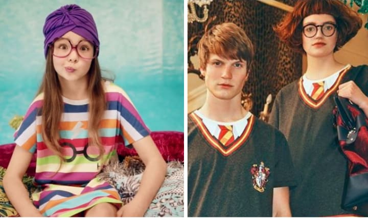 People are going crazy over Peter Alexander's new Hogwarts collection