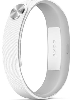 The Sony Smartband keeps track of your every move.
