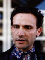 NCS bombing suspect Domenic Perre in 1994. He was charged in 1994, just days after the bombing and commited to trial in the Supreme Court but charges were withdrawn on September 9, 1994.