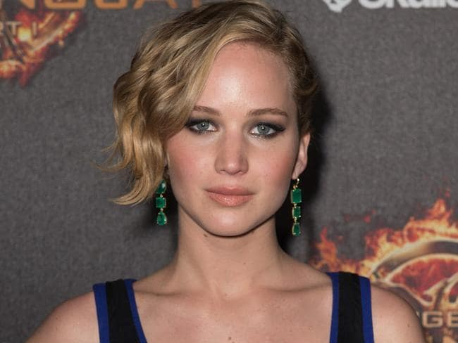 Privacy breach ... Photos purporting to show a nude Jennifer Lawrence have surfaced online. Picture: Ian Gavan/Getty Images