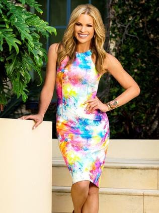 Sonia Kruger at her glamorous best