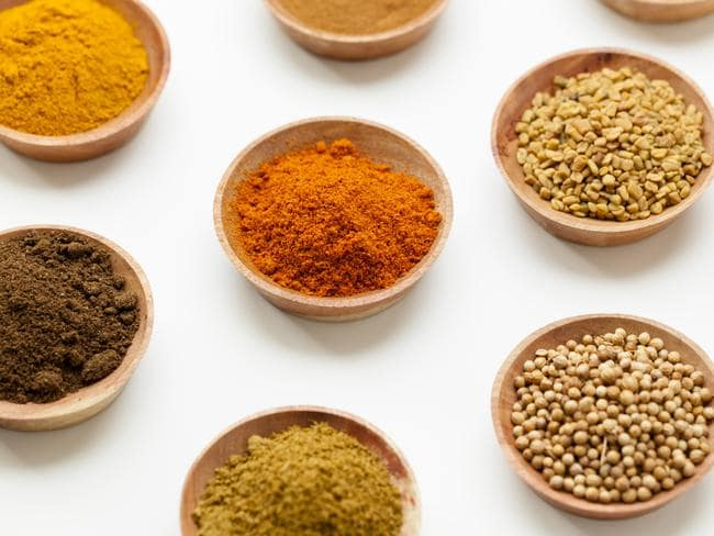A little turmeric or paprika might save you when you realise you don't have saffron for a recipe.