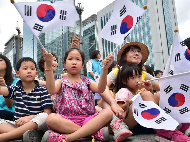 South Korea is suffering a very-low fertility rate.