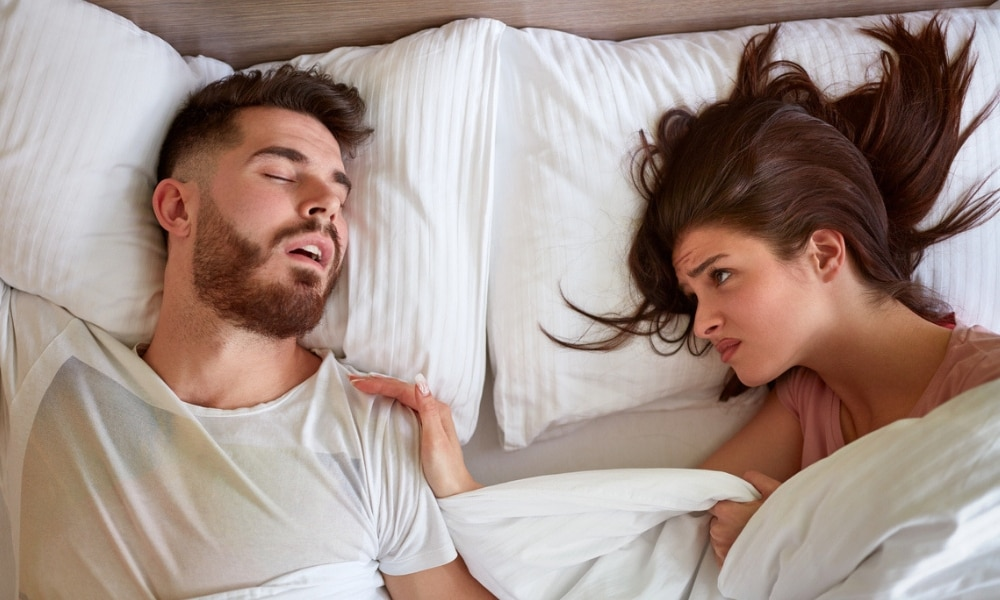 Why couples are getting 'sleep divorces'