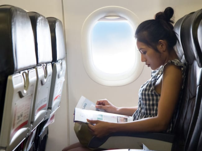 Window seat travellers, on the other hand, are likely to be selfish.