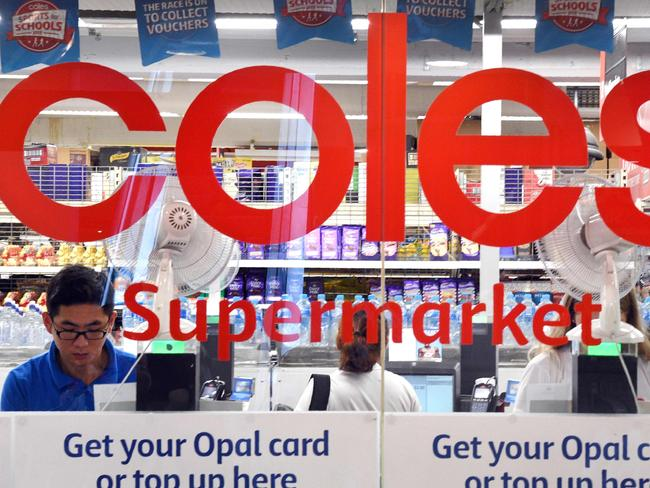 Coles is being spun off into a separate company.