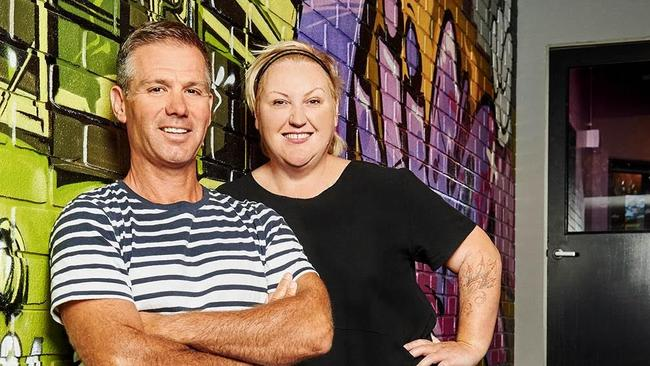 Matt Tilley hosts the Kiis FM breakfast show in Melbourne alongside Meshel Laurie.