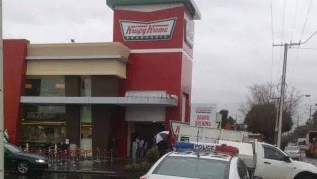 Parking inspectors will step up patrols near Adelaide's new Krispy Kreme.