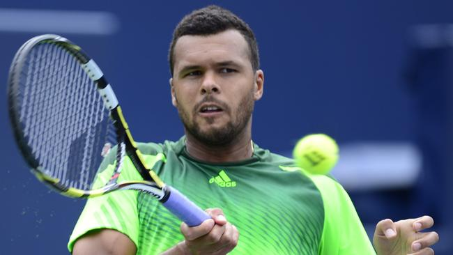 Jo-Wilfried Tsonga is in career best form.
