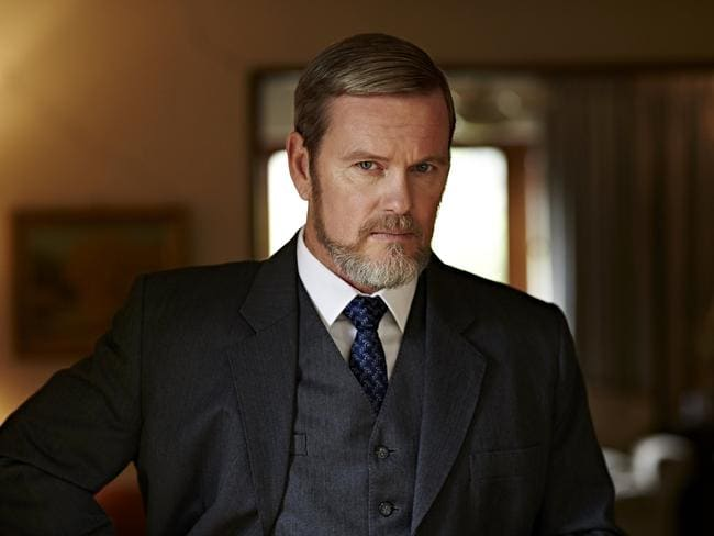 Cast and crew from The Doctor Blake Mysteries have made allegations against star Craig McLachlan. Picture: Supplied/Seven.