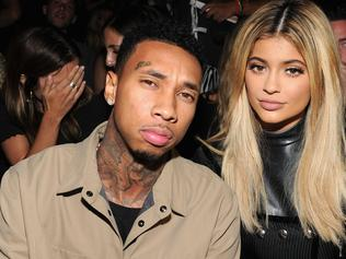 FILE - Kylie Jenner and Tyga Split