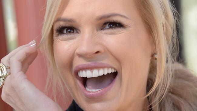 Sonia Kruger has announced she's expecting. Picture: Keryn Stevens