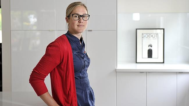 Helena Merrett, a 30-year-old medical student is one of more than one hundred Australians who have contracted the potentially fatal mosquito-born virus. Picture: Theo Fakos