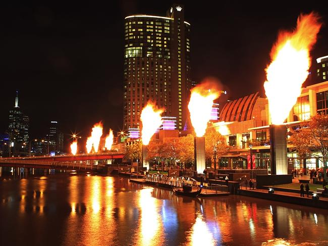 Melbourne is the world's sixth most expensive city.