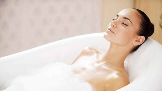 A prohibited bath has advantages identical to exercise