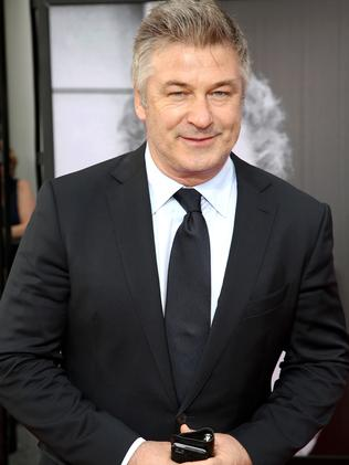 Friends with Oldman ... Alec Baldwin. Picture: Annie I. Bang