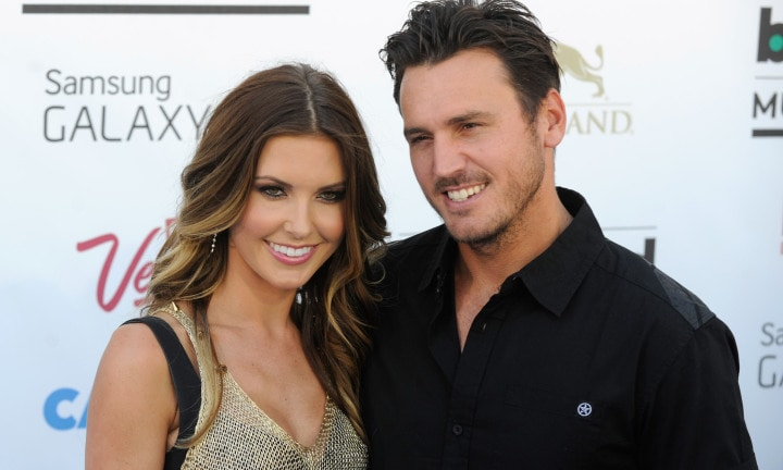 Audrina Patridge files for divorce and restraining order from her ex