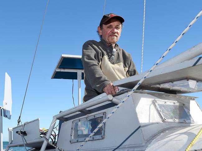 High seas misadventure for sailor