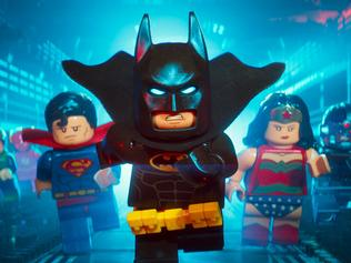 Scene from The Lego Batman Movie. Warner Bros/Village Roadshow films.
