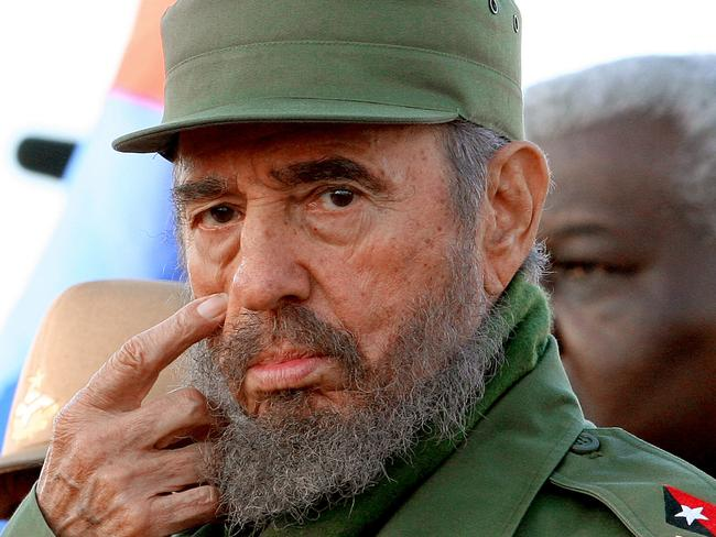Fidel Castro, alongside brother Raul, ruled Cuba for nearly 60 years. Picture: AFP