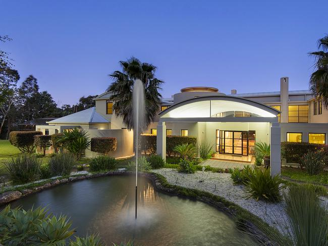 317 McCarrs Creek Rd, Terrey Hills has been on the market since 2016.