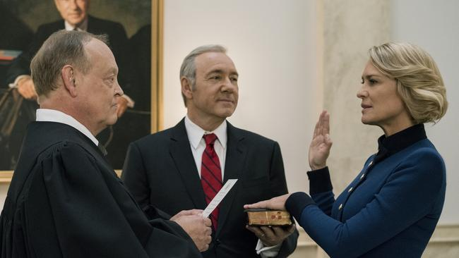 House Of Cards was a 'toxic environment', according to new allegations.