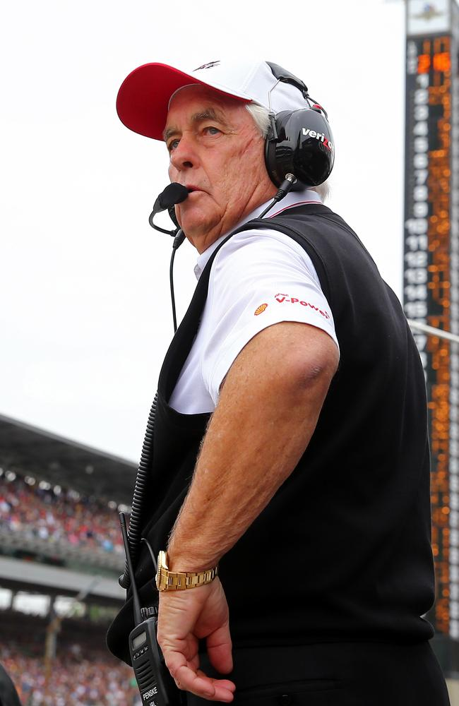 Roger Penske has close ties to Ford through his Nascar team.