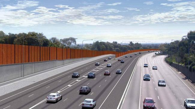 PROGRESS: The long-awaited Southern Expressway duplication in now complete.