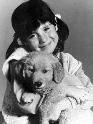 "Co-star ... Soleil Moon Frye in scene from 80s TV program Punky Brewster, which made her a star at the time. She had a close friendship with Gaynes, who she said will remain ""in my heart and soul"" Picture: Supplied"