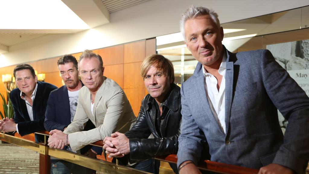 spandau ballet in australia we ll music battle with anybody the courier mail. Black Bedroom Furniture Sets. Home Design Ideas