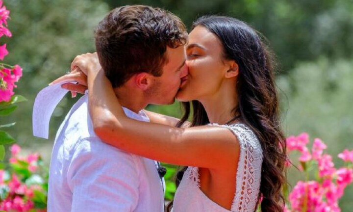 It's already over for Love Island winners Grant Crapp and Tayla Damir