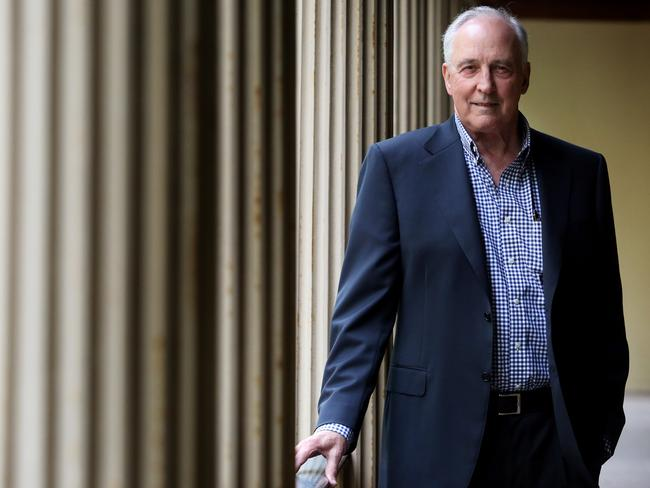 Former Australian Prime Minister Paul Keating's advice for Malcolm Turnbull is to stop bowing down to the Americans. Picture: James Croucher