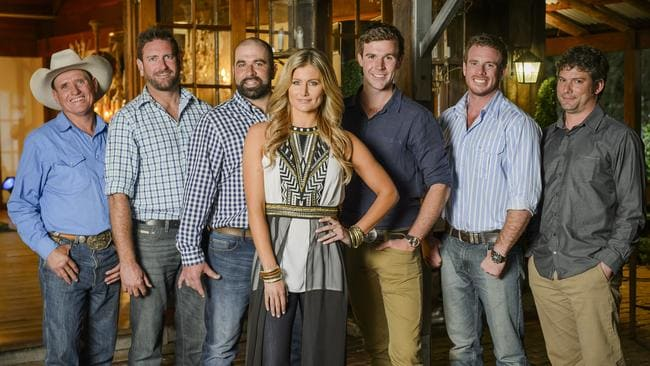 Turned off ... Will viewers tune into the new season of The Farmer Wants a Wife despite excessive promos?