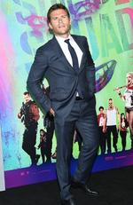 Scott Eastwood attends the Suicide Squad world premiere on August 1, 2016 in New York City. Picture: AP