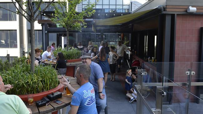 Perth s top 100 places to eat and drink bars with food for 125 st georges terrace perth wa