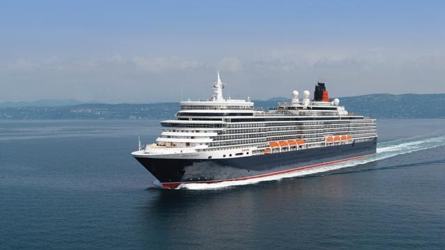 Cruise ships now visit 60 destinations in Australia