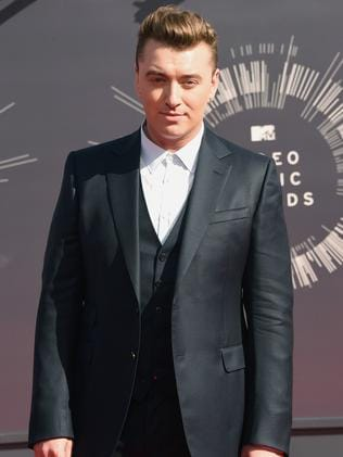 Sam Smith took a break from pining over lost love (*SOBS*) to attend the awards.