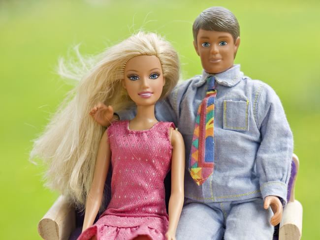 Leading child psychologist Michael Carr-Gregg said there was no research to indicate 'gender-stereotyped' toys were unhealthy for children. Picture: Supplied.
